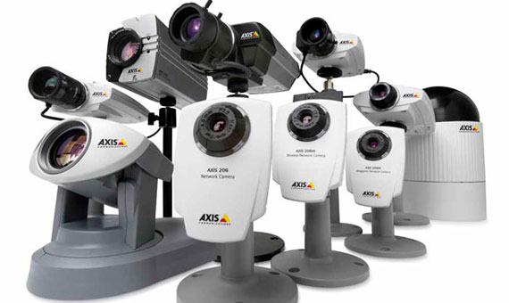 Venta e Instalación de cámaras de vigilancia